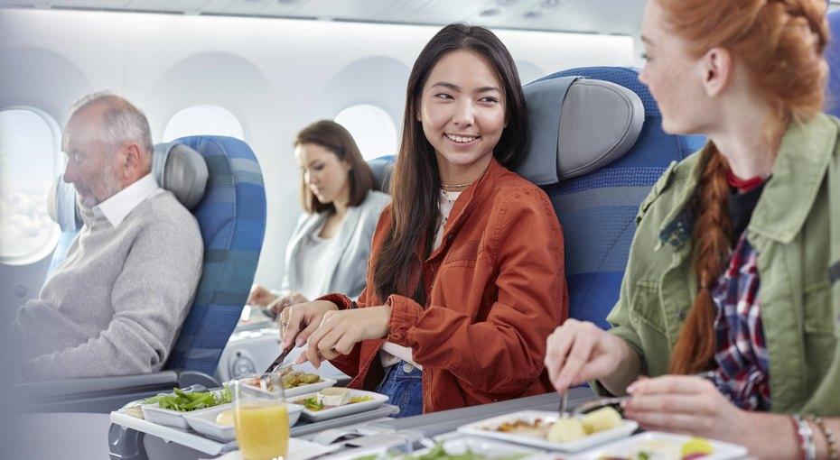 Диета против джетлага: что съесть перед полетом, чтобы путешествие было в радость