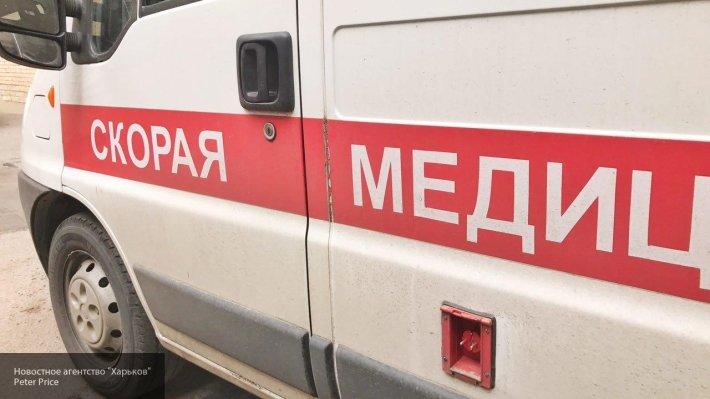 На Московском шоссе в Ульяновске «КамАЗ» догнал маршрутку, пострадала пенсионерка