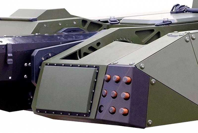 Боевой модуль противовоздушной обороны Rheinmetall Skyranger 30 оружие