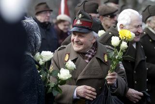 Рига снова обляпалась коричневым. Там проходят традиционные мероприятия «дня легионеров». Легионеров Ваффен СС