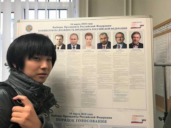 Японец оценил российские выборы в Германии: я потрясен!