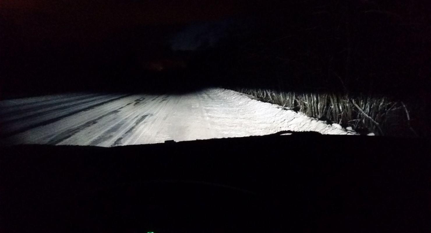 Как передвигаться в темное время суток со слабым светом фар Автомобили