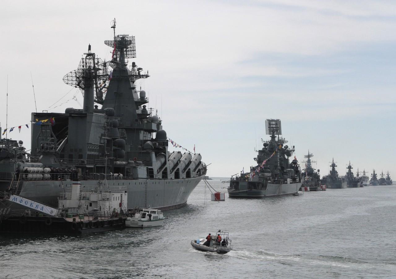 Черноморский флот открыл охоту на «украинских пиратов»