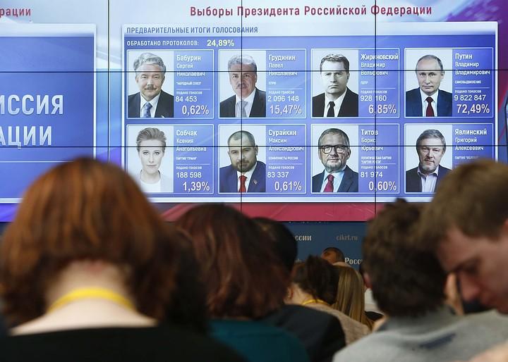 Выборы состоялись - и рекорды побиты и за рубежами страны, и в ряде регионов России