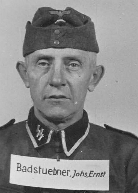 Охранники Освенцима 1940-1945 годов