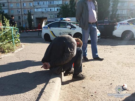 Мужчина бросил гранату в ночном клубе в Сумах