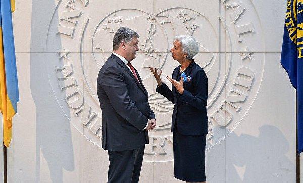 МВФ раскрыл финансовые перспективы Украины
