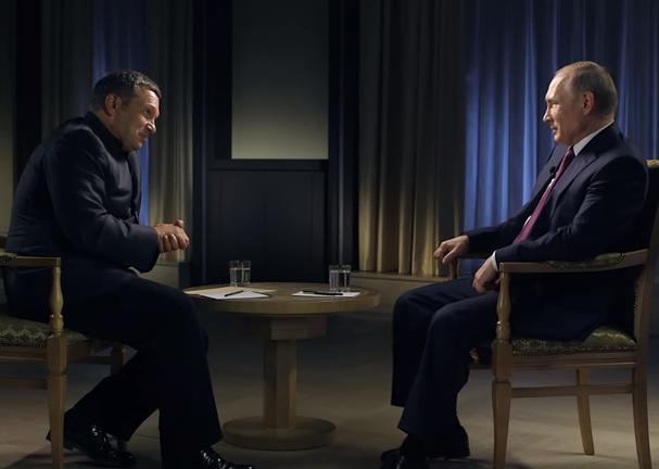 «Миропорядок 2018»: Путин оптимистично смотрит на будущее России