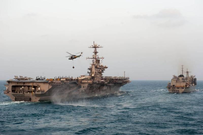 Вашингтон сколачивает антииранскую коалицию в Персидском заливе