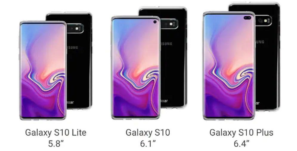В Samsung Galaxy S10 дисплей будет больше, чем в Note 9 новости