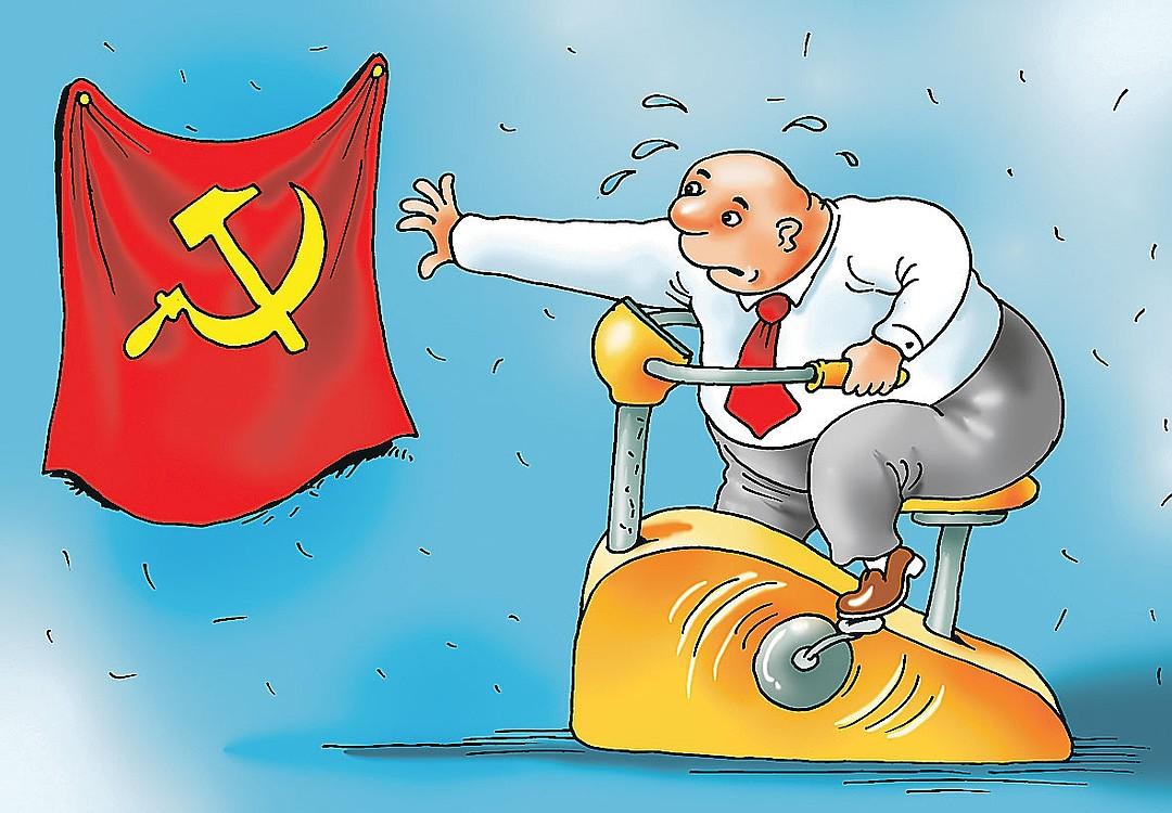 Почему Россия никак не может догнать поздний СССР