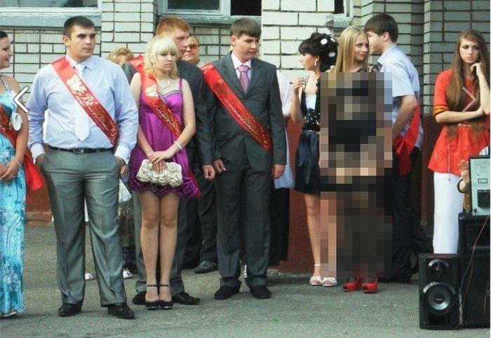 Откровенные фото с выпускных