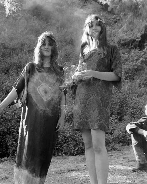Как одевались хиппи в конце 1960-х – 1970-х годах