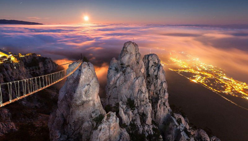 ПОСИДЕЛКИ. Подборка красивейших пейзажей России
