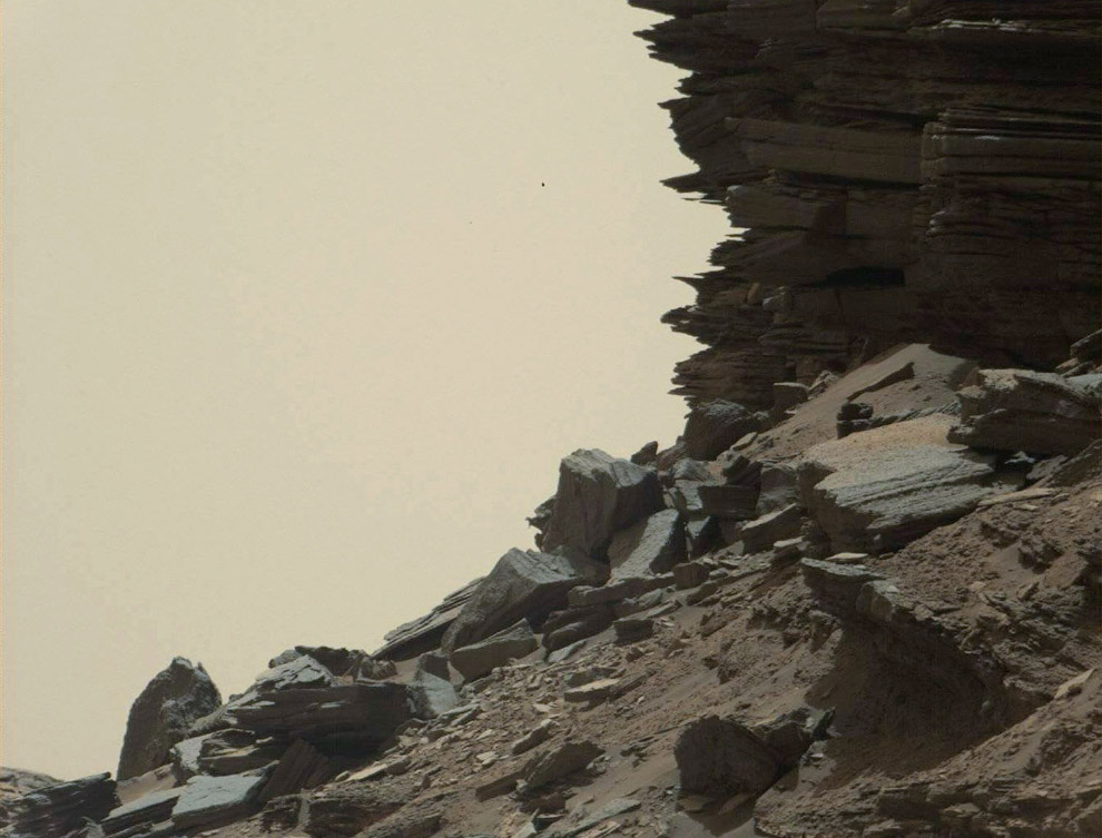 Снимки марсохода Curiosity и последние новости с Красной планеты