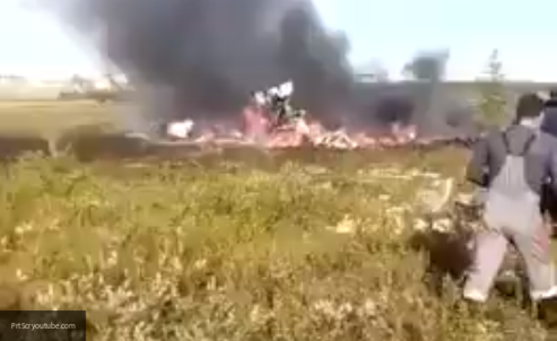В Красноярск доставят тела погибших при крушении вертолета Ми-8