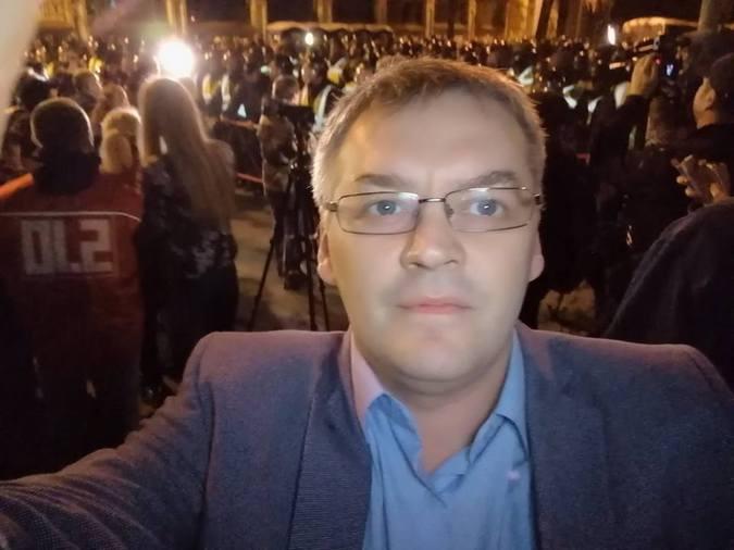 «Потолкались»: украинский по…