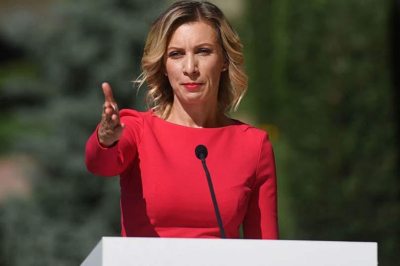 Захарова призвала Запад заплатить сербам за бомбёжки Югославии