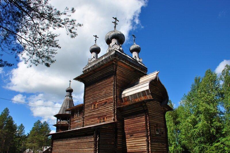 Здесь русский дух: музей Малые Корелы