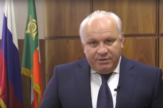 Экс-глава Хакасии займет должность замгендиректора РЖД