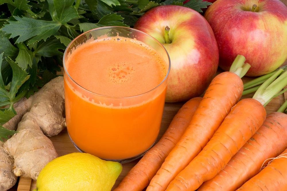 Морковь для похудения мед