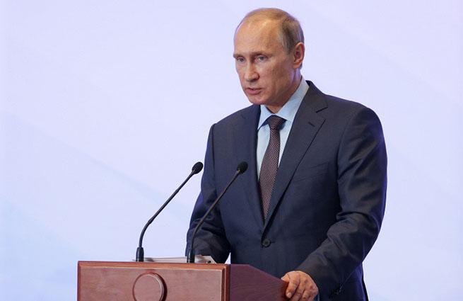 Путин пообещал удивить Запад современным оружием