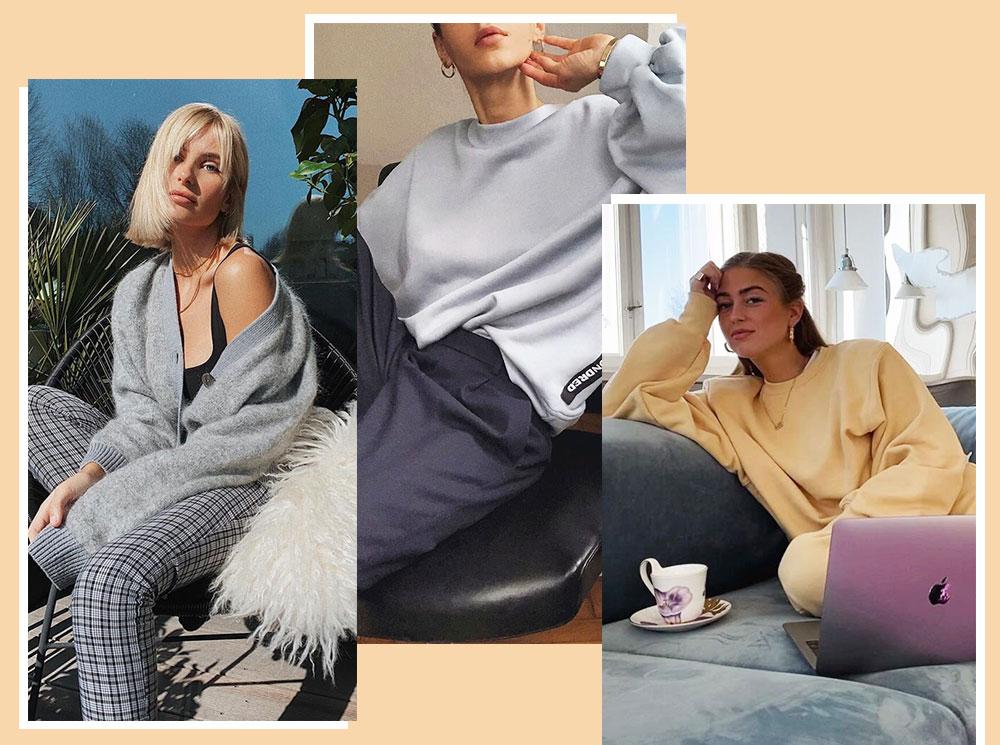 Удобная мода: самая стильная и комфортная одежда для дома