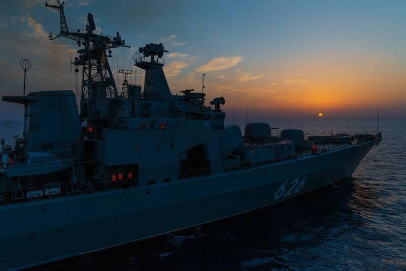 «Уникальный вызов»: действия российского флота в Атлантике оценили в Пентагоне Новости