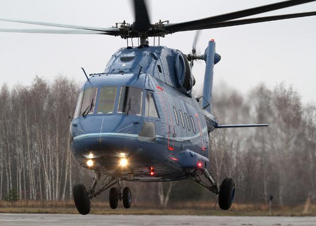 Началось серийное производство вертолета Ми-38