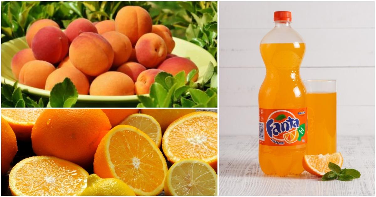 Фанта без консервантов — домашний вариант любимого напитка