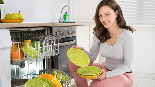 Влюбиться в посудомоечную машину