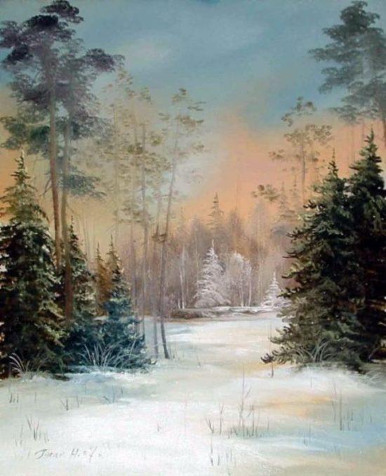 художник Наталья Гусак картины – 17