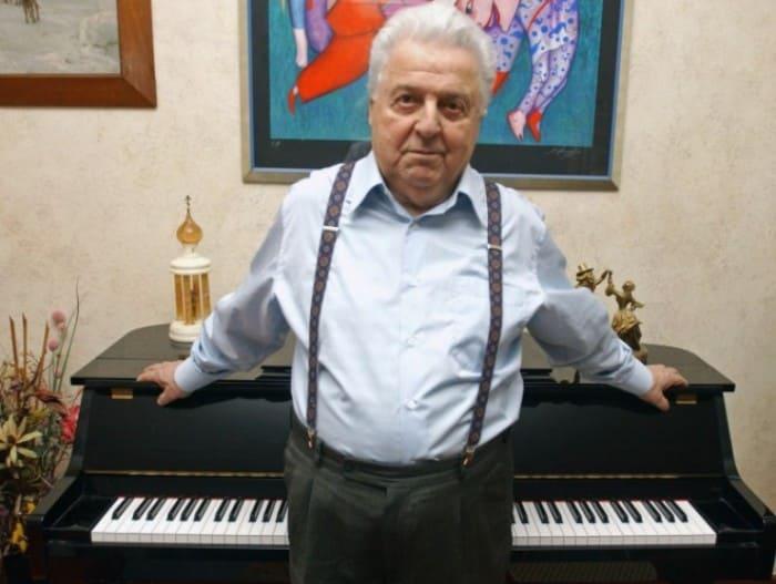 Непростая судьба советского и российского поэта-песенника Михаила Танича