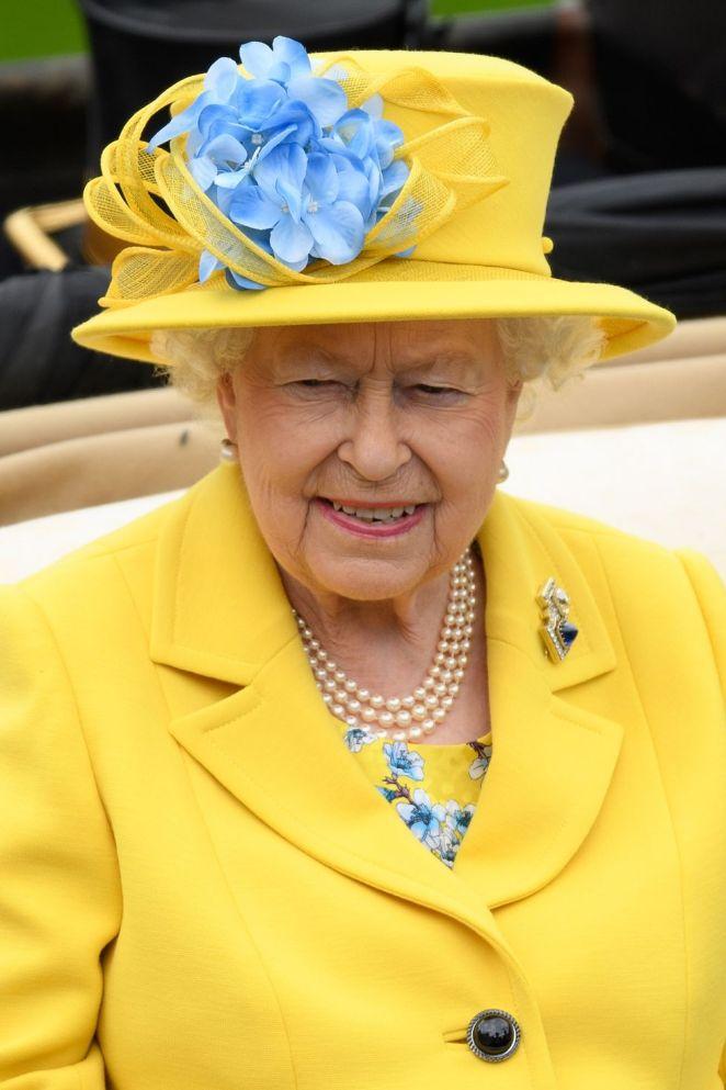 Необычные шляпки Royal Ascot, которые не оставят равнодушной ни одну модницу