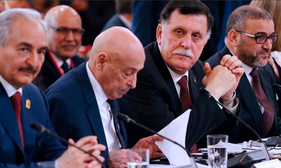 Возможно, сегодня будет подписано мирное соглашение между ЛНА и ПНС армия,геополитика,оружие,россия