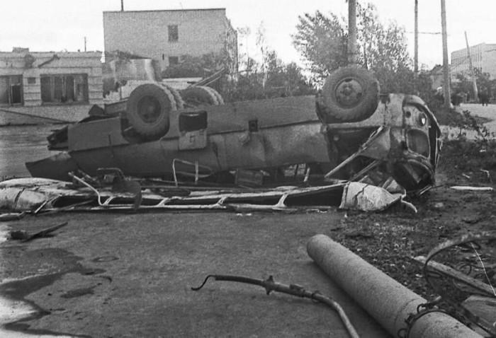 Самые страшные катаклизмы в СССР