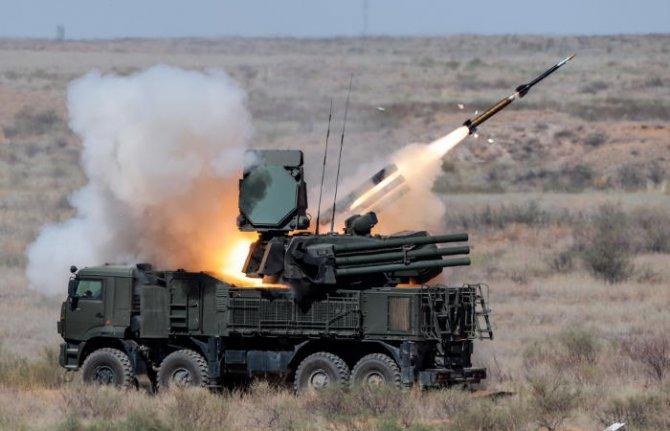 Российские ПВО показали свою эффективность в ходе атаки на базу «Хмеймим» в Сирии