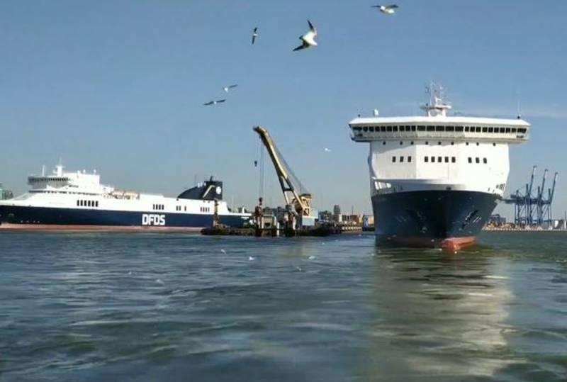 Литва не сдается: Клайпеда будет модернизирована, чтобы конкурировать с новым российским портом Новости