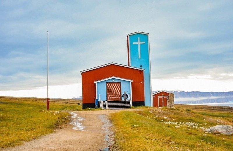 На краю света: как живется на севере Гренландии? Каанаак, арктика, гренландия, интересно, нарвалы, познавательно, суровый край, тюлени