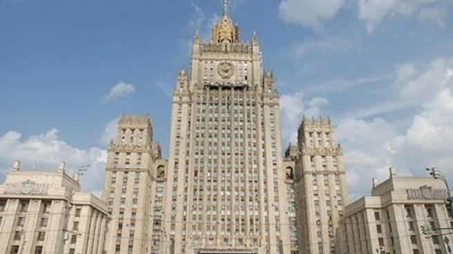 Дипломат из Израиля «онемела» после встречи в российском МИД