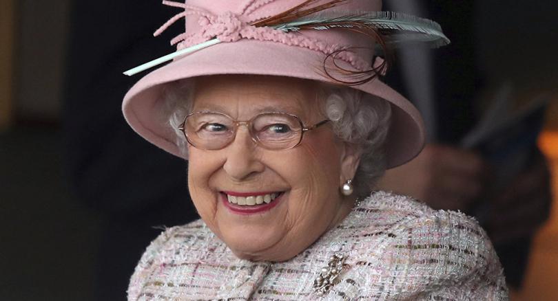 У Королевы Елизаветы II есть речь, на случай Третьей Мировой войны, и она готова ее произнести