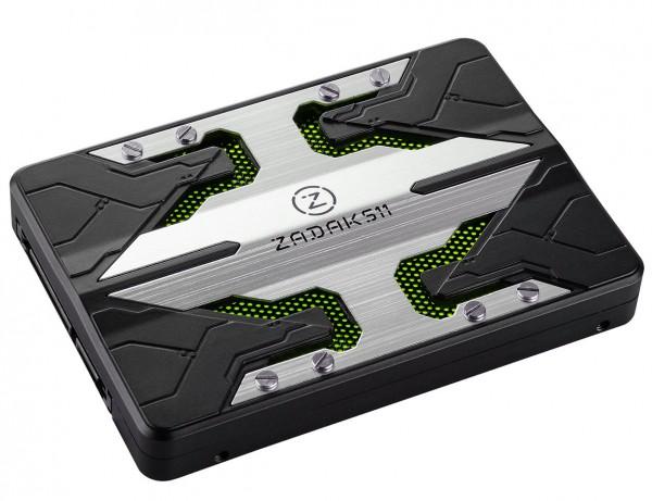 Zadak511 Shield — гибрид внутреннего и внешнего SSD
