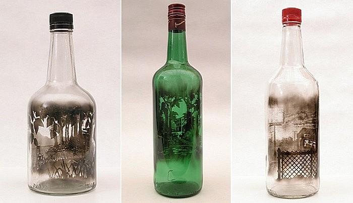 Бутылки Jim Dingilian