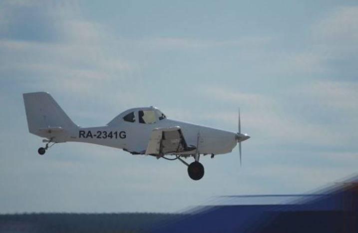 Школьники разработали элемент крыла для композитного самолёта Т-500