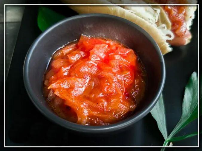 Знаменитый американский луковый соус Pushcart Sauce кухни мира,соусы