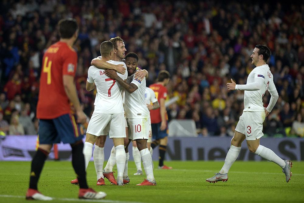 Сборная Испании проиграла до…