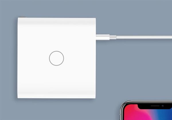 Xiaomi представила 65-Вт зарядку с тремя «быстрыми» портами за $22