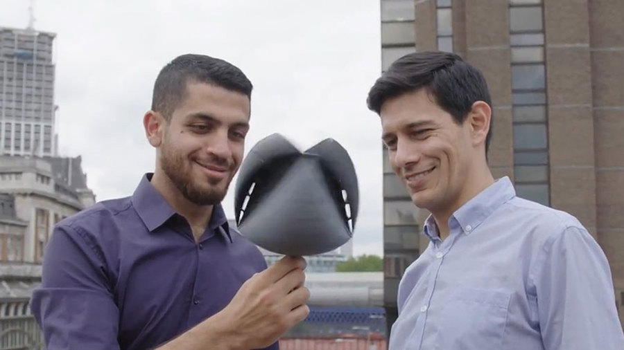 Ну и гаджеты: независимый ветрогенератор, невидимая зарядка для смартфона и скоростной плавающий дрон