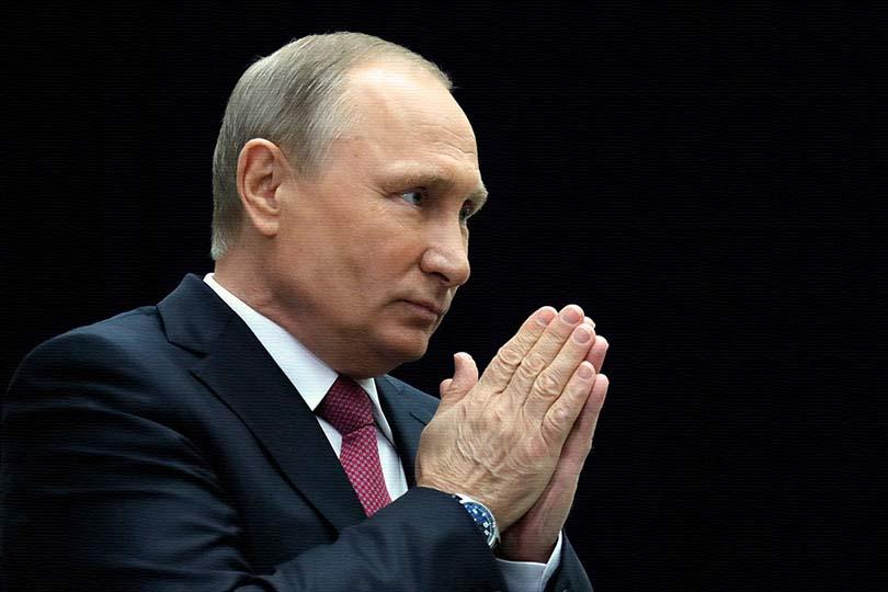 Путин признал отрицательный …