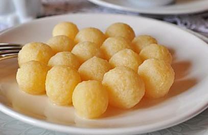 Рецепты по четвергам. Клёцки, ньокки, галушки, вареники. Ньокки (3)